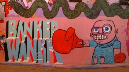 wanker banker