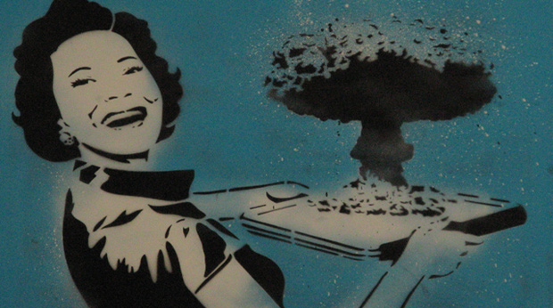 nuclear cupcake