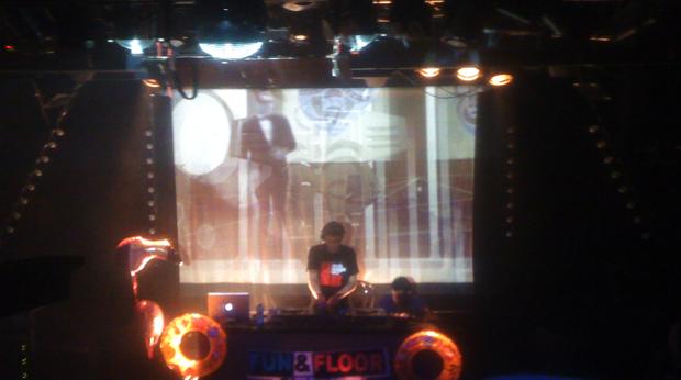 DJ Vince Vella @ the Haçienda