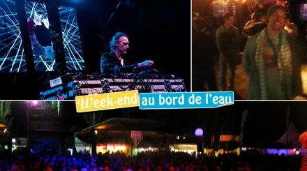 Festival Au Bord De L'eau