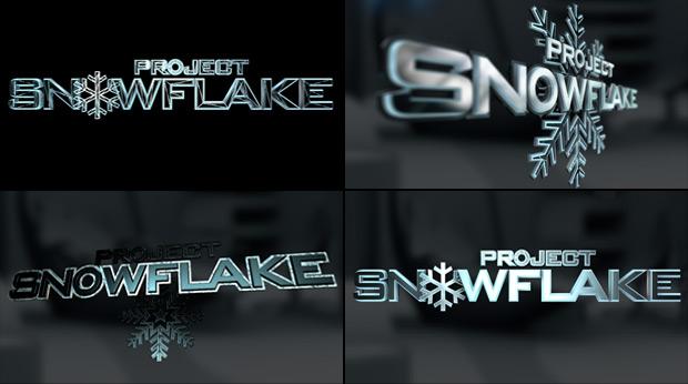 Element 3D logos