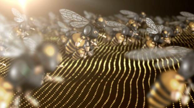 3d Swarm
