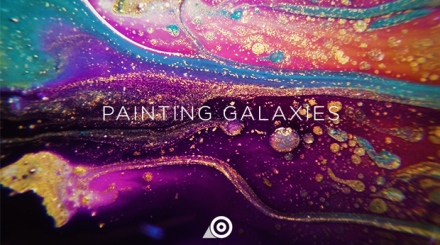Painting Galaxies